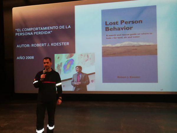 Manual de Búsqueda y Salvamento Terrestre. Manuel Jabalera. José Vicente Romero. Asociación Sosdesaparecidos